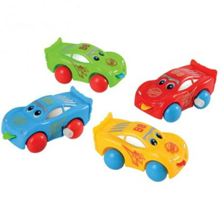 US Toy 4525X3 Wind Up Cars - 12 Per Pack - Pack of