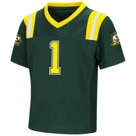 Custom Oregon Football Jersey - Toddler Oregon Ducks Football Jersey - 2T
