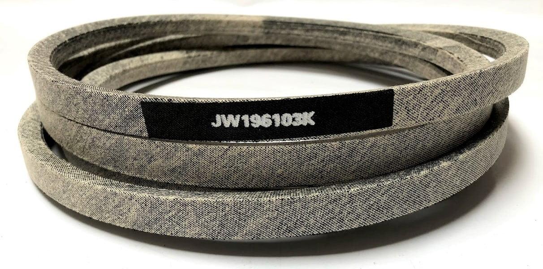 D/&D PowerDrive 3-3V530 Banded V Belt