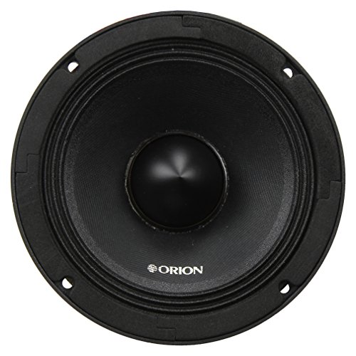 "Orion HCCA 6.5"" Super Midranges(Sold in pairs) Ultra High Efficiency Speaker"