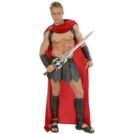 Spartan Warrior Adult Costume - X-Large