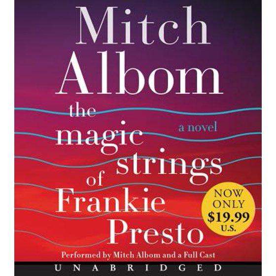 The Magic Strings of Frankie Presto (Audiobook)