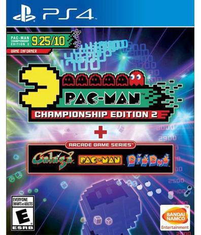 Pac-Man Championship Edition 2 + Arcade Game Series, Bandai Namco, PlayStation 4,... by Namco