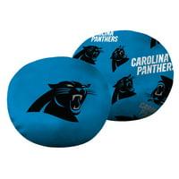 """NFL Carolina Panthers 11"""" Cloud Pillow, 1 Each"""