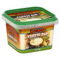 Gordos Mild Cheese Dip 16 oz. Tub