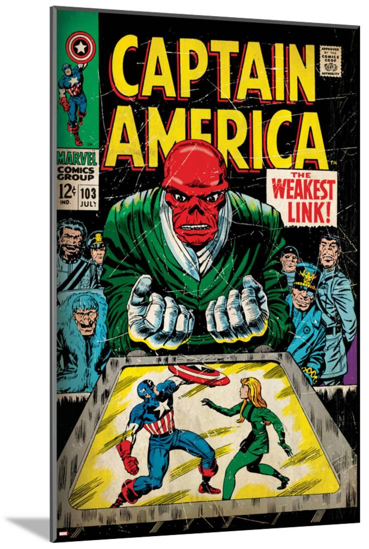 Avengers captain america comic book covers pity