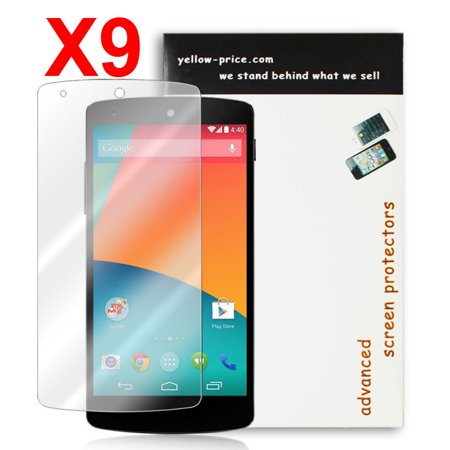 new products dcc2a 1ef72 LIVEDITOR [NEXUS 5 TEXTURE] Google Nexus 5 Case Soft Matte Back TPU Cover  Screen Protector