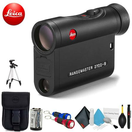 Leica M8 Rangefinder - Leica 7x24 Rangemaster CRF 2700-B Laser Rangefinder Standard Accessory Kit