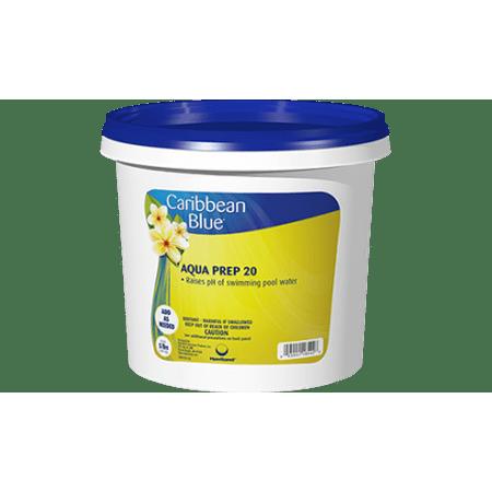 Ph Increaser - Caribbean Blue Aqua Prep 20 pH Increaser for Pools