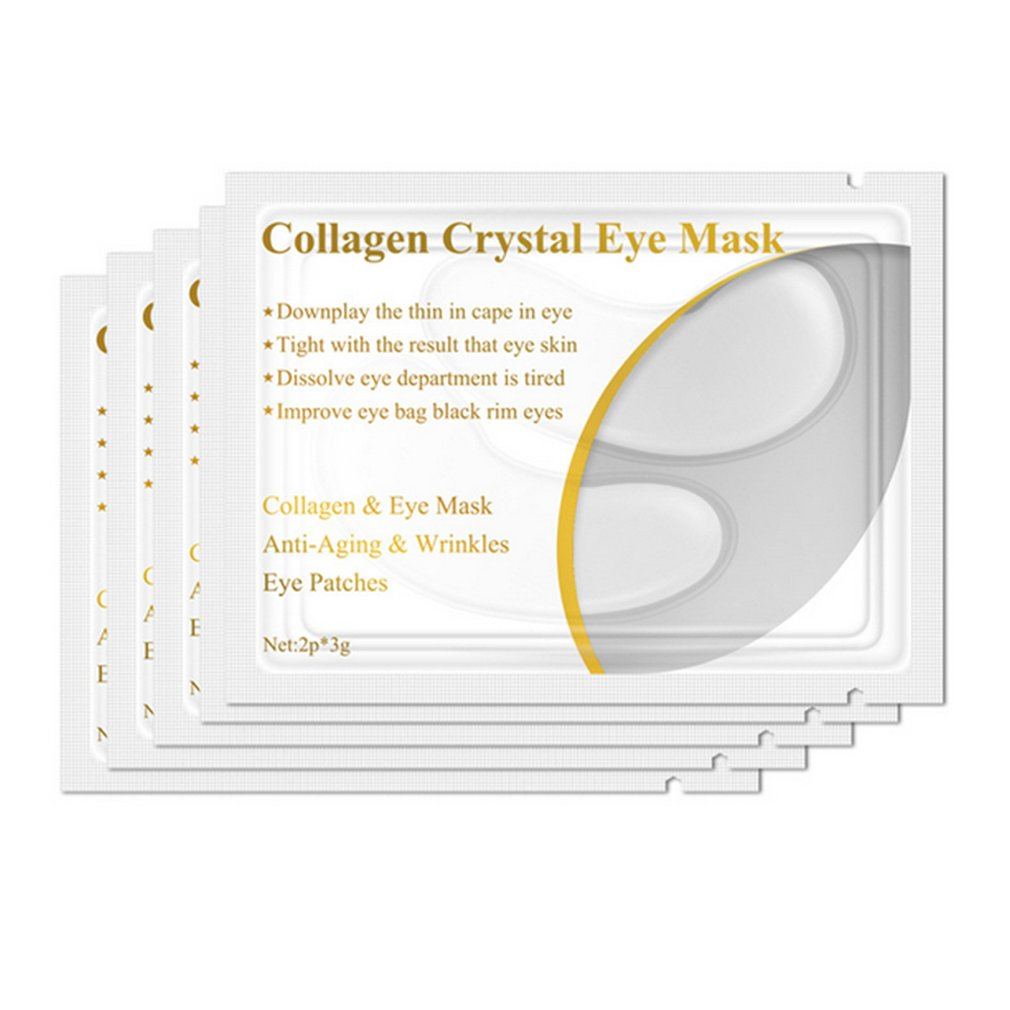 1pair Collagen Protein Eye Mask Eye Patches Removal Dark Circle Eye Care Australian Gold Face Guard Sunscreen Stick SPF 50+ 0.50 oz (Pack of 2)