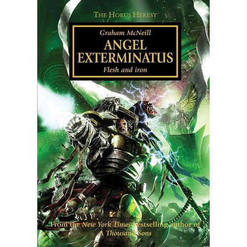 Angel Exterminatus: Flesh and Iron