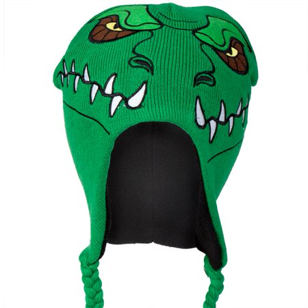 Scary Alligator Peruvian Hat
