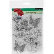 """Penny Black Clear Stamps 5""""X7"""""""