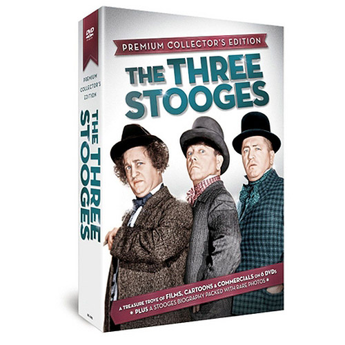 The Three Stooges (Premium Collector's Edition)