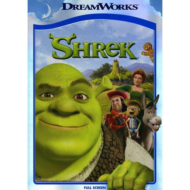 Shrek Dvd Walmart Com Walmart Com