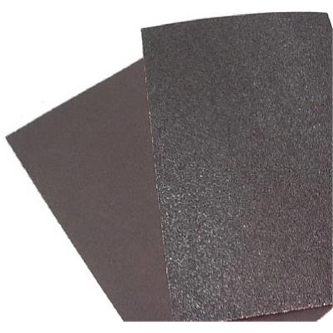 Virginia Abrasives 202-34100 12 x 18 inch 100 Grit Quicksand Floor Sanding Sheet - Pack Of 20