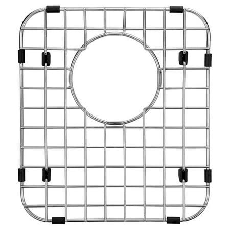 Dawn 10 x 11 in. Stainless Steel Kitchen Sink Grid Rohl Sink Grid