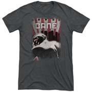 Dark Knight Rises Bane Poster Mens Tri-Blend Short Sleeve Shirt