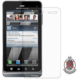 Premium Matte Anti Glare Screen Protector Scratch Guard for Motorola Droid 3 XT862, Verizon Motorola Droid 3 XT862