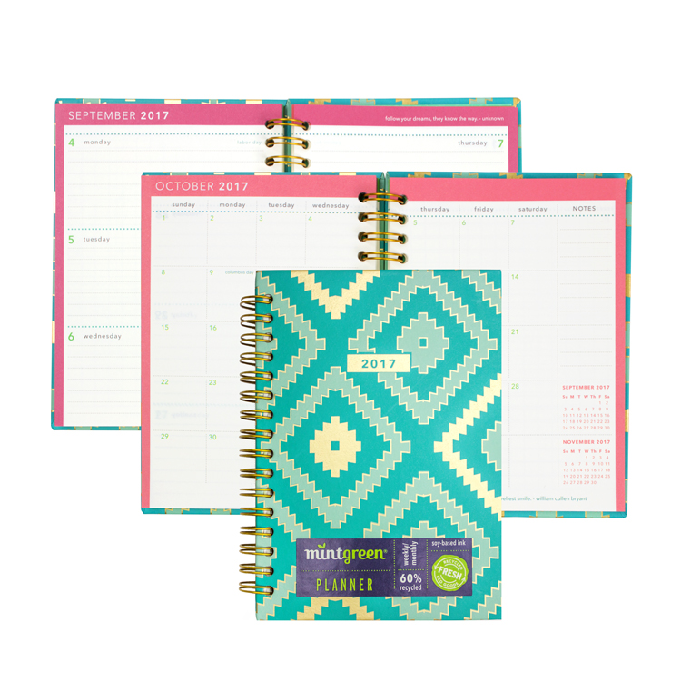 Planner Small - Gold