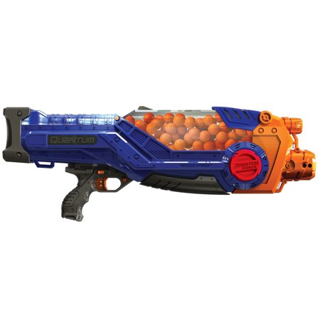 Adventure Force Tactical Strike Quantum Motorized Team Competition Ball Blaster - Compatible with NERF Rival
