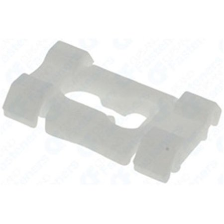 10  Push-Type Front & Rear Bumper Clips For Honda