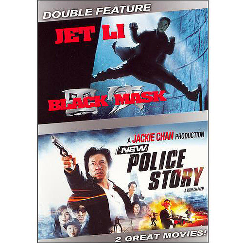 Black Mask / New Police Story (Widescreen)