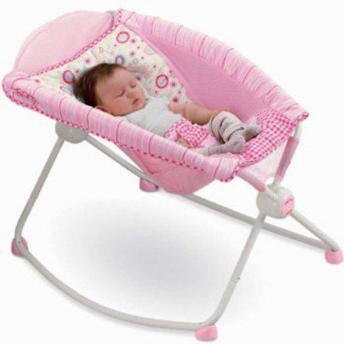 Fisher-Price Newborn Rock 'n Play Sleeper, Girl
