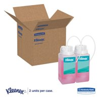 Kleenex  Foam Skin Cleanser with Moisturizers, Citrus Scent, 1500mL Refill
