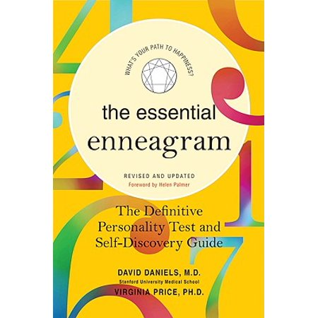 Personality Test Superhero (The Essential Enneagram : The Definitive Personality Test and Self-Discovery Guide -- Revised &)