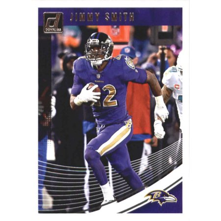 2018 Donruss #21 Jimmy Smith Baltimore Ravens Football Card