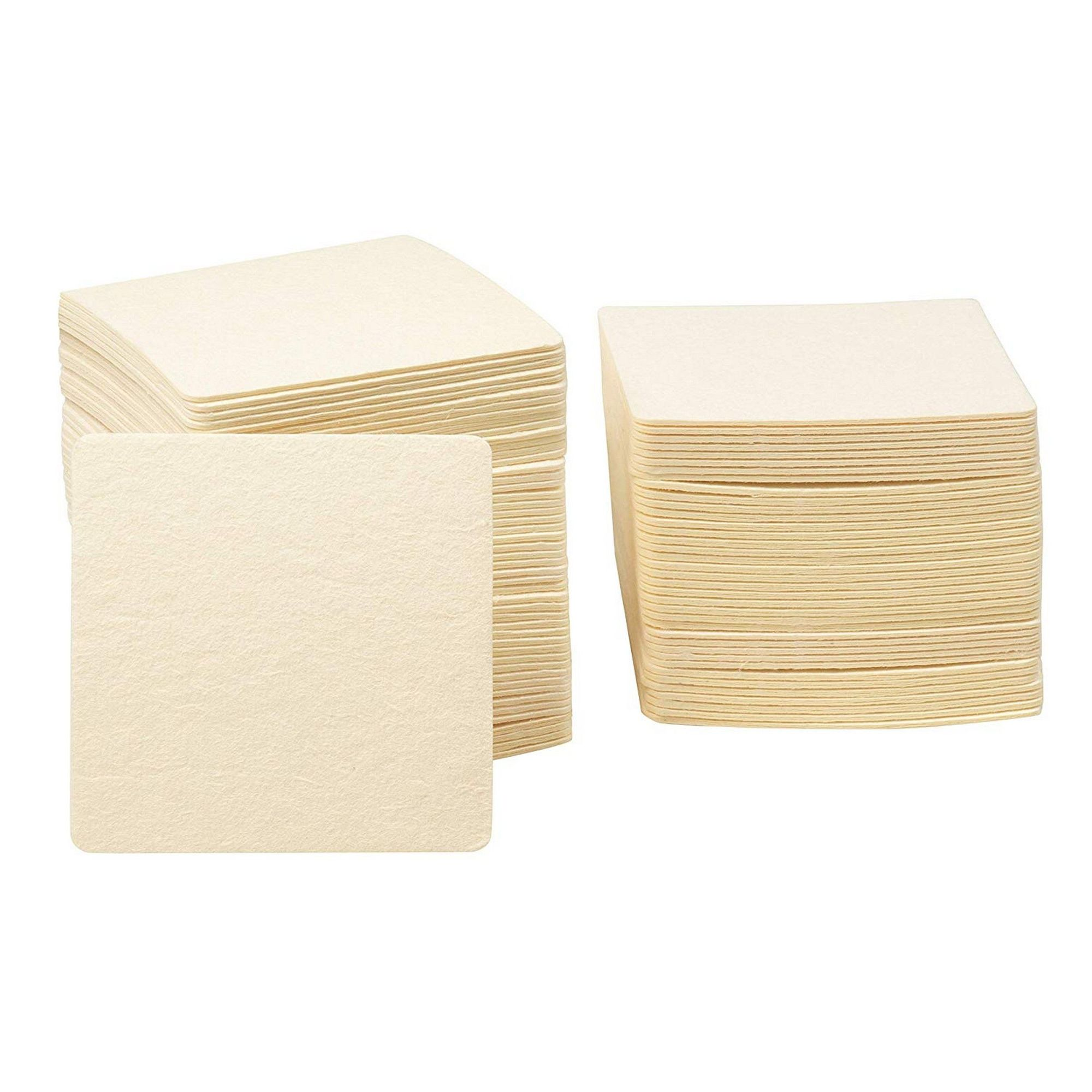 Pack of 500 Paper Coasters