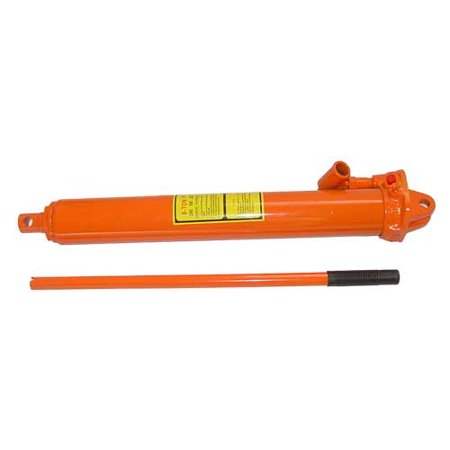 8 Ton Long Ram Hydraulic Jack Cherry Picker Tools ()