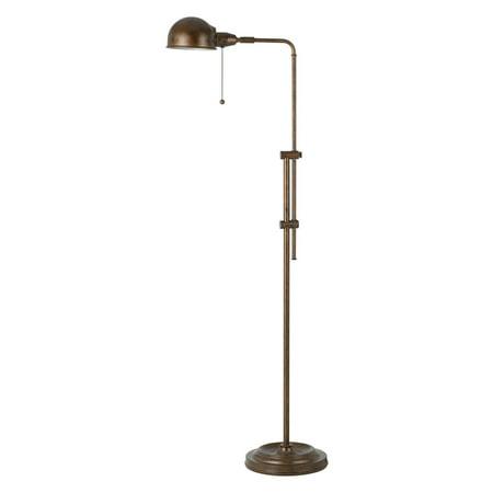 Pharmacy Mounted Task Lamp - Cal Lighting BO-2441FL Pharmacy Floor Lamp