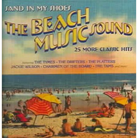Beach Music Sound: 25 More Classic Hits](Halloween Scary Sounds Music)