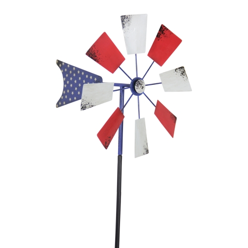 "EXHART ENVIRONMENTAL SYSTEMS 12"" Patriotic GDN Stake 12788"