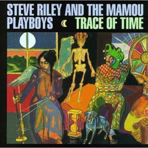 Steve Riley & Mamou Playboys - Trace of Time [CD]