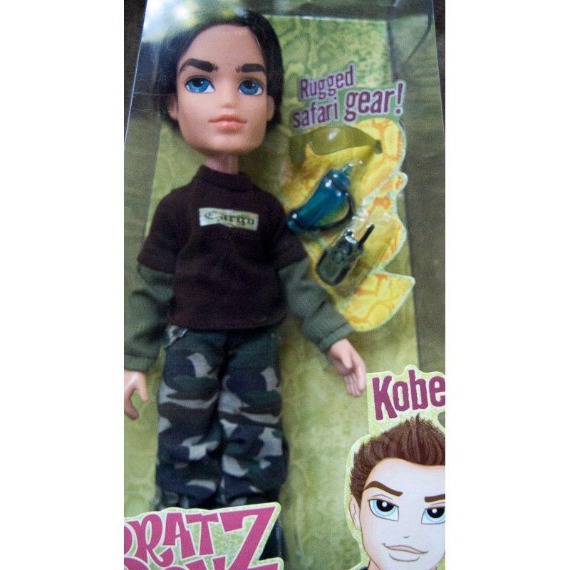 Bratz Boyz Wild Life Kobe Doll Wildlife Boy by MGA by