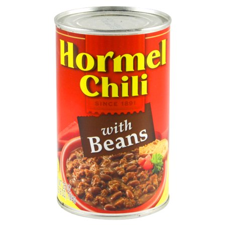 (6 Pack) Hormel Chili with Beans, 25