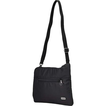 f2a8018cf9 Pacsafe Daysafe Slim Crossbody Bag - Walmart.com