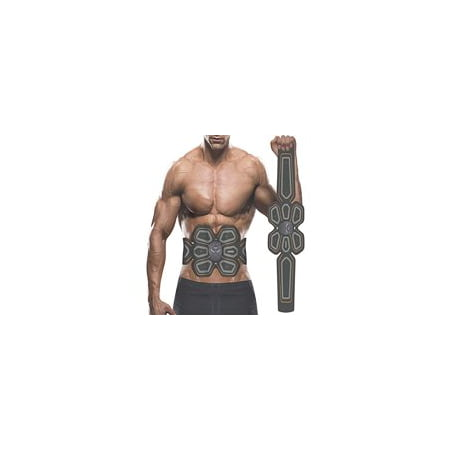 8 Pack Toning Belt for Abs & Love Handles