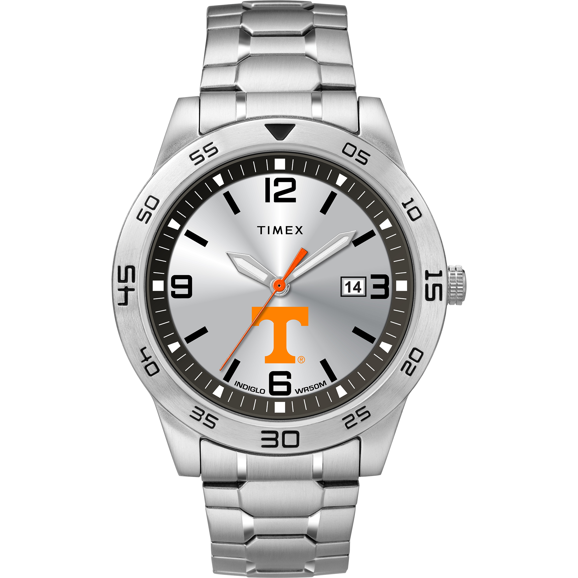 Timex - NCAA Tribute Collection Citation Men's Watch, University of Tennessee Volunteers