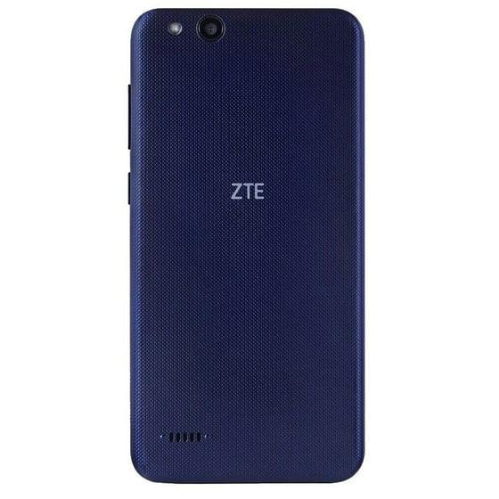 New AVID 4 ZTE Z855 16GB 4G LTE (AT&T) GSM GLOBAL UNLOCKED Smartphone - Blue