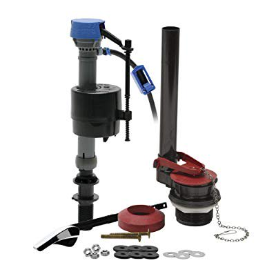Fluidmaster® 400ARHRKP10 PerforMAX® High Performance All-In-One Toilet Repair Kit, for 2