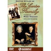 Guitar Styles Of The Carter Family [Instructional] by