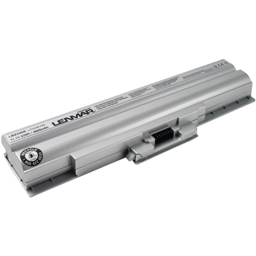 Lenmar Replacement Battery for Sony VGN-FW Series Laptop Computers