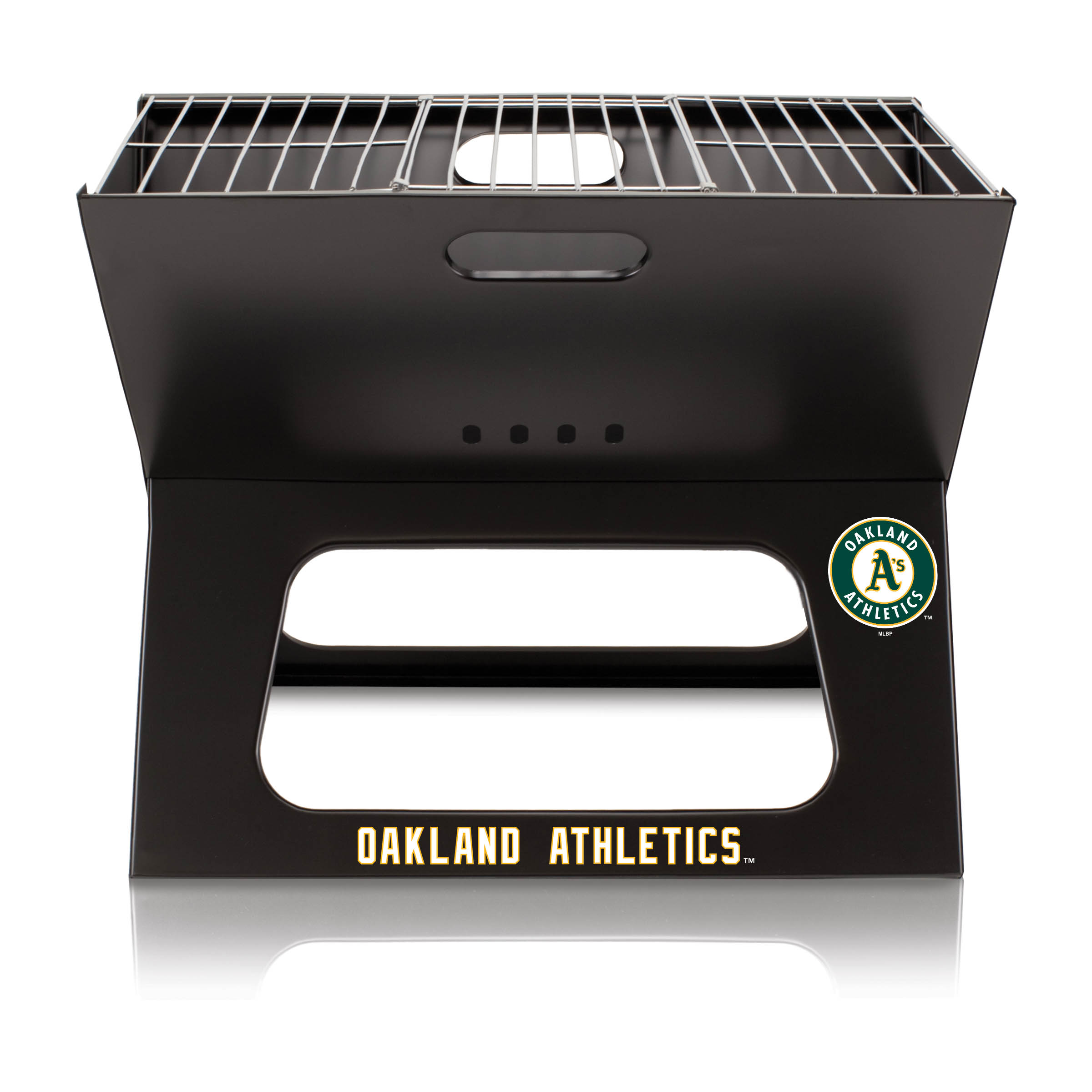 Oakland Athletics X-Grill Portable BBQ - No Size