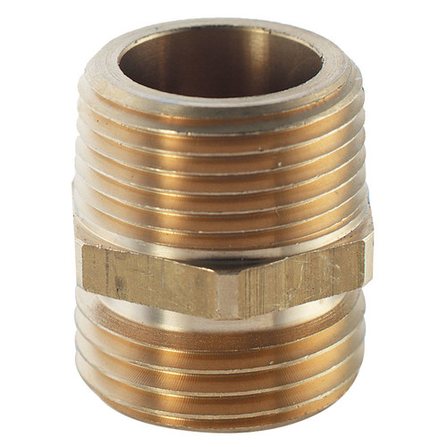 "Plumb Craft Waxman 7410100N 3/4"" x 3/4"" Hose Adapter"