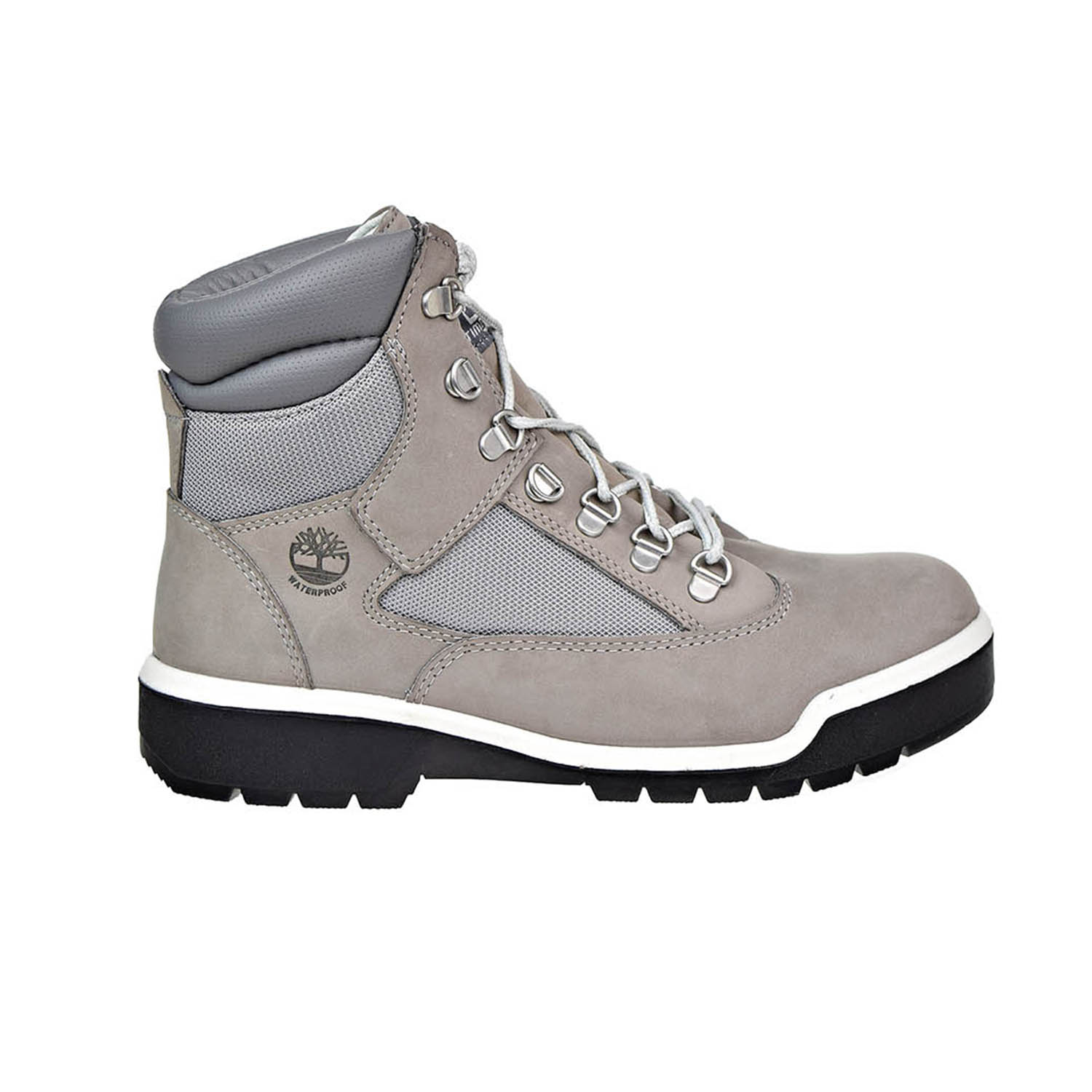 Timberland 6 Inch Field Boot Waterproof Men's Grey tb0a1jpj by Timberland