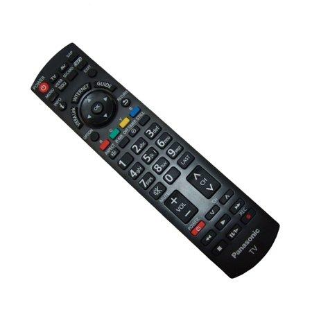 Original TV Remote Control for Panasonic TC-P50X3 Television - image 1 of 2